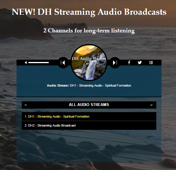 Discerning Hearts Podcast Stream Player from Podcast2Radio